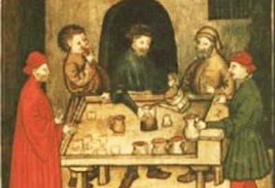 la cucina di castell'arquato: la cucina medioevale